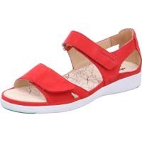 Sandalette Gina red