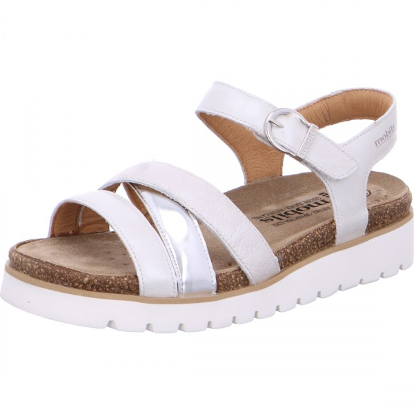 Mephisto sandal Thina offwhite