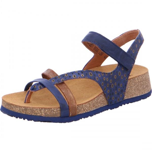 Sandal Koak indigo