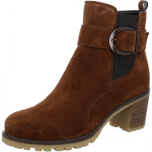 Ankle boots Mantova nuts