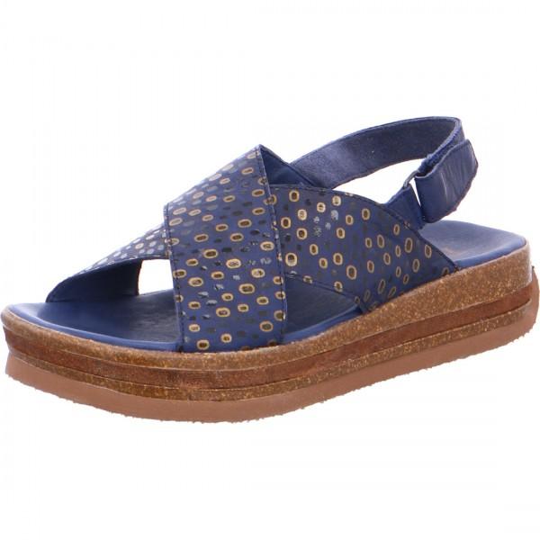 Sandal Zega inidgo
