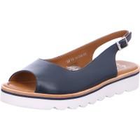 Damen Sandale Genua blau