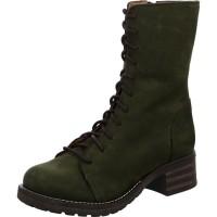 Stiefelette Military kaki
