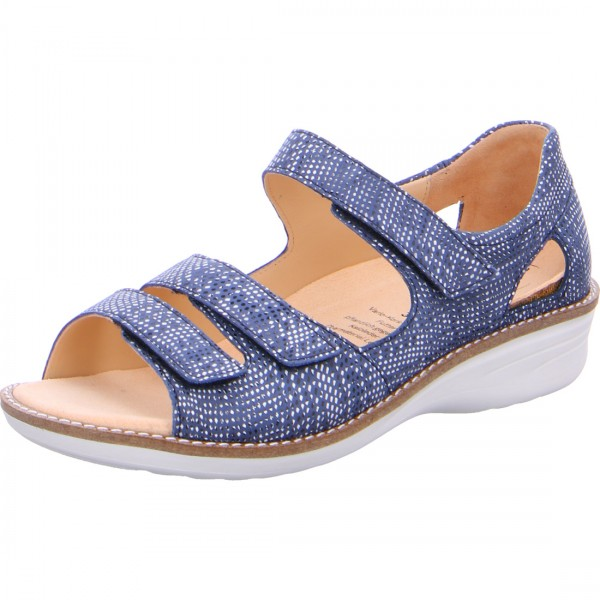 Sandalette HERA dunkelblau