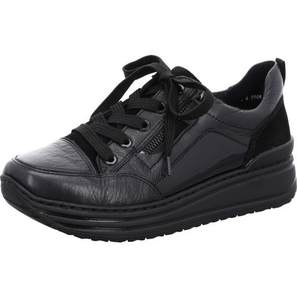 sneaker Sapporo zwart