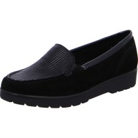 Damen Slipper Dallas schwarz