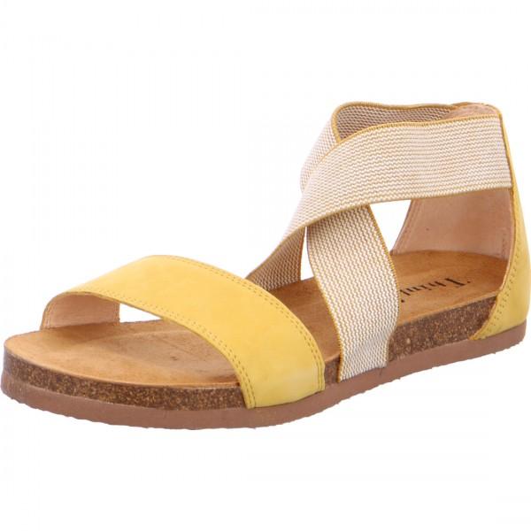 Sandale Shik safran