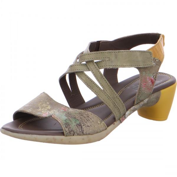 Think Niah Noir - Chaussures Sandale Femme