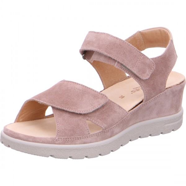 Sandalette Jazz altrosa-schlamm
