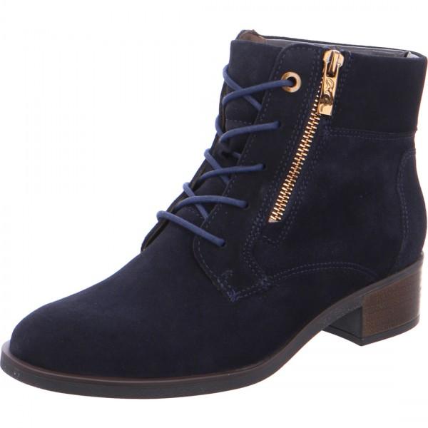 Ankle boots Parker blue
