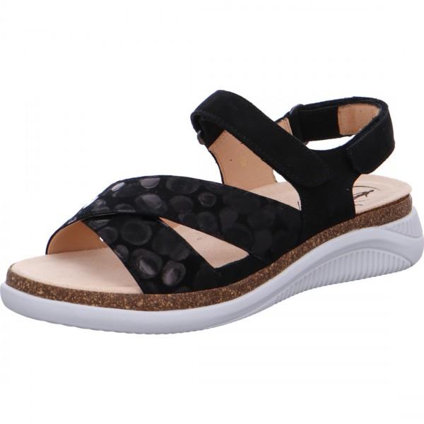 Sandalette HOLLY schwarz