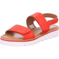 Damen Sandalette Genua coral