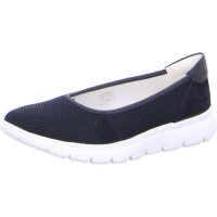 Damen Slipper Porto blau
