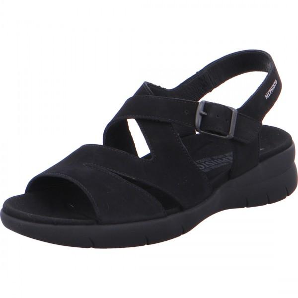 Mephisto sandales Eva noir