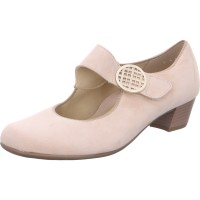 Damen Pumps Catania camel