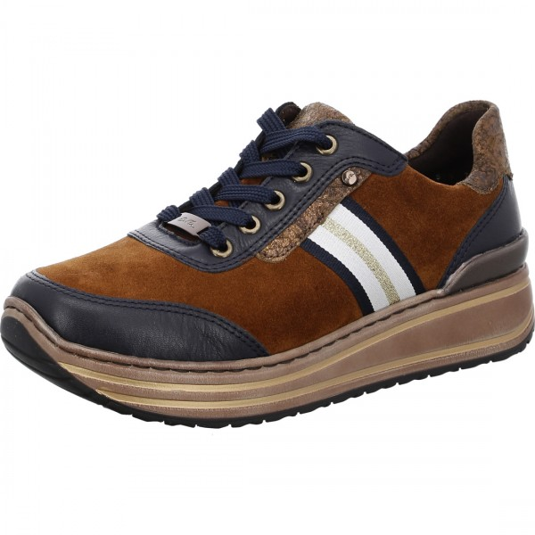 Chaussures lacets Sapporo bleu nuts