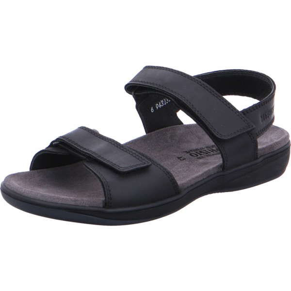 Mephisto sandal Simon black