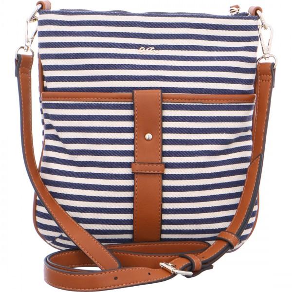 Handtasche Lotta blau