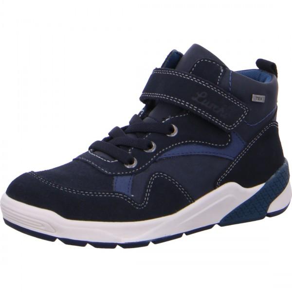 Jungen Stiefelette RAMOS-TEX blau