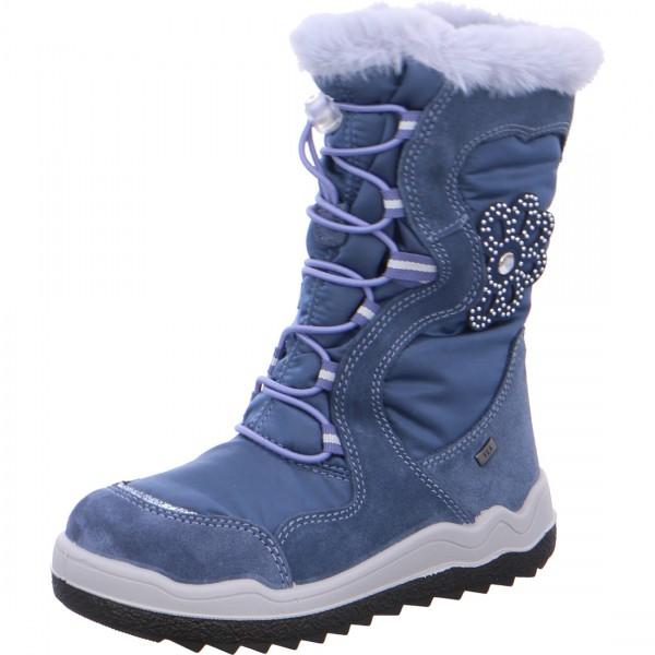 Mädchen Stiefel IMBI-TEX blau