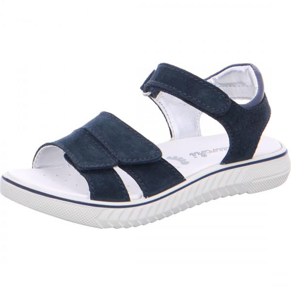 Mädchen Sandale FIORI blau