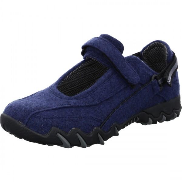 Allrounder Slip-on Niro bleu