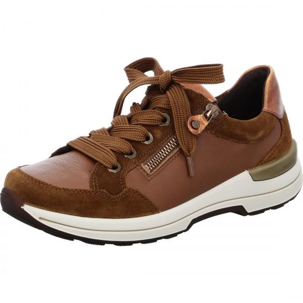 Sneakers Nara nuts cognac
