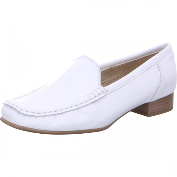 Loafers Atlanta white