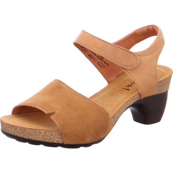 Sandal Traudi cognac