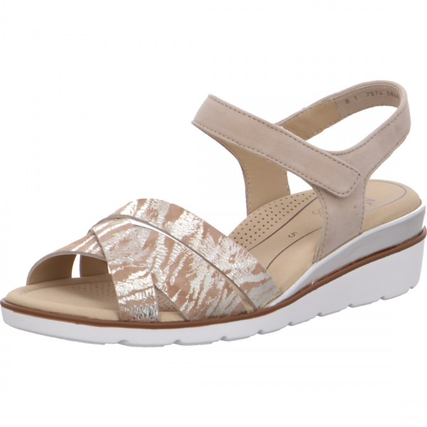ara wedge sandals Lugano
