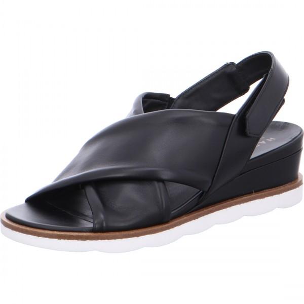 Sandale Riva schwarz