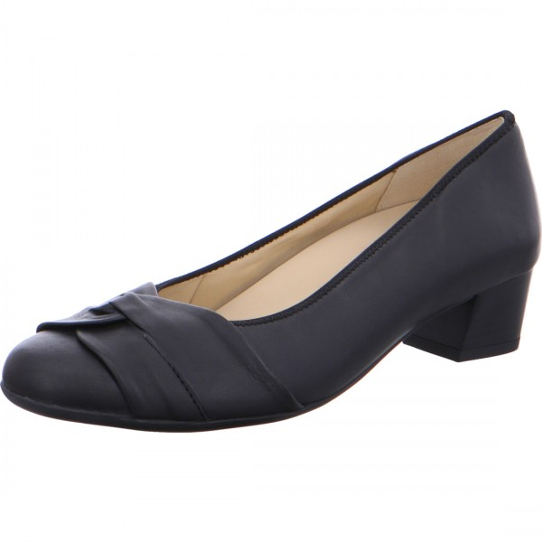 Damen Pumps Nizza schwarz