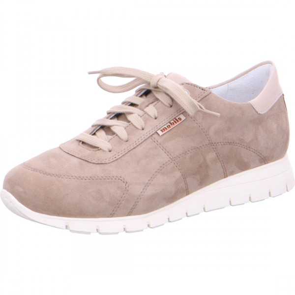 Mobils lace-up Dorothe taupe