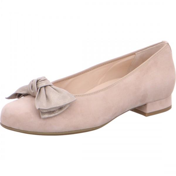 Ballerina Bologna beige