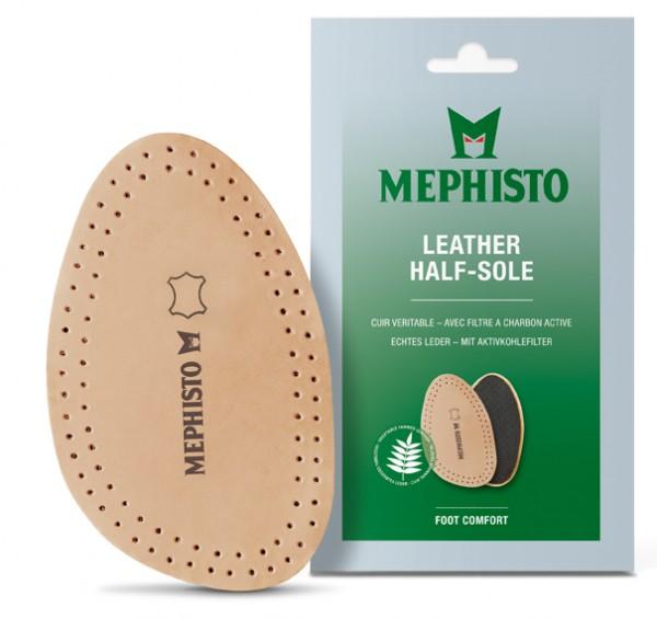 Mephisto Lederhalbeinlegesohle