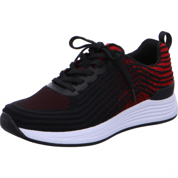 Baskets Chicago noir-rouge