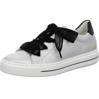 Sneaker Courtyard weißgold