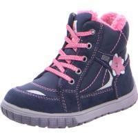 Mädchen Stiefelchen JONA-TEX blau