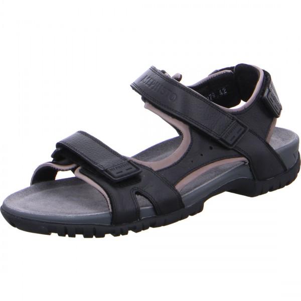 Mephisto sandales Brice noir