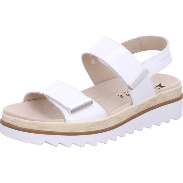 Mephisto sandales Dominica blanc