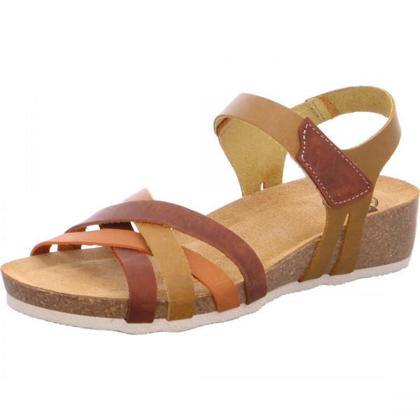 Sandaal creta amarillo