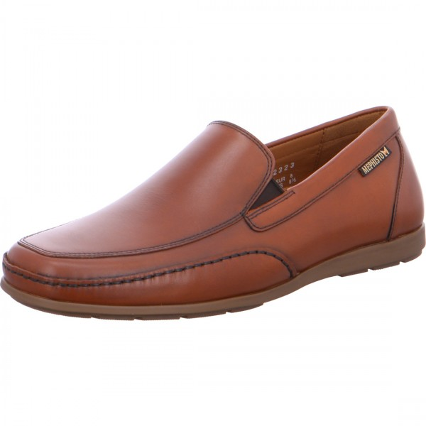 Mephisto loafer Andreas brandy