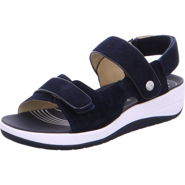 Sandalette Napoli blau