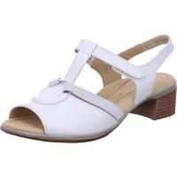 Damen Sandalette Lugano weiß