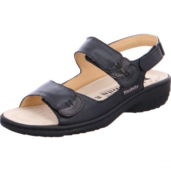 Mobils sandales Getha noir