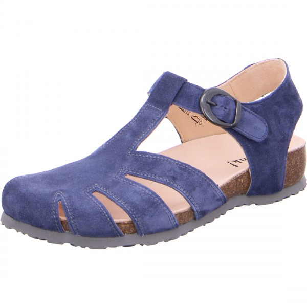 Sandale Julia indigo