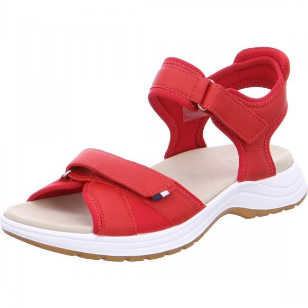 Damen Sandale Panama flame