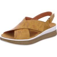 Sandale Meggie Curcuma