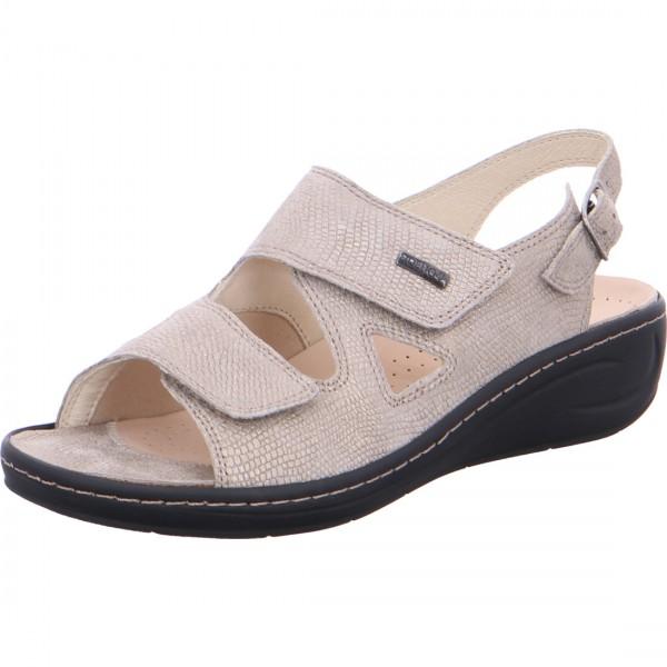 Sandalette Fabia taupe