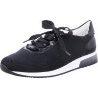 Damen Sneaker Lissabon schwarz